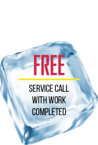 Free Service Call with Work Completed