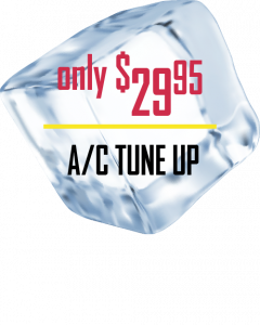 Only $2995 AC Tune Up